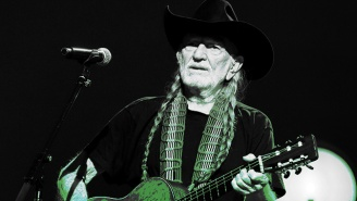 Willie Nelson's Love Affair With Weed Made Him An Outlaw And A Country Music Revolutionary