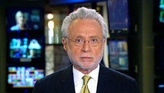 Wolf Blitzer Just Accidentally Made Donald 'Drumpf' Again