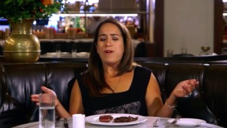 Watching This Woman Eat Meat For The First Time In 22 Years Will Make You Crave A Good Steak