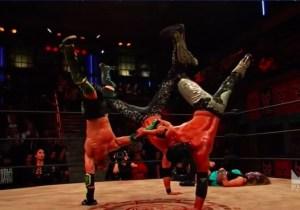 The Over/Under On Lucha Underground Season 3 Episode 11: Infinite Warfare