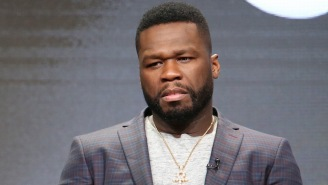 50 Cent: Golden Globes Can 'Suck A D***' For Snubbing 'Power' Again
