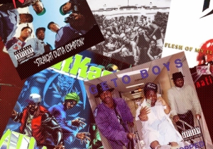 Iconic Hip-Hop Album Covers That Are Tougher Than The Rest