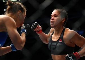 Amanda Nunes Might Miss Her UFC 213 Main Event After Being Hospitalized Following Weigh-In