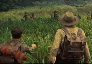Charlie Hunnam Chops His Way Through The Amazon In The First 'Lost City Of Z' Trailer