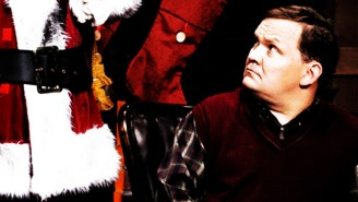 Andy Richter On His New Christmas Special And Why He Doesn't Find Politics Funny