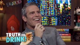Andy Cohen Admits To The Weird And Disgusting Way He Eats Doritos