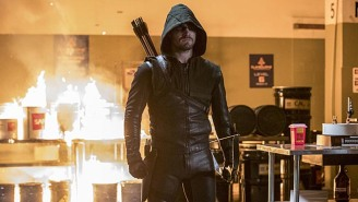'Arrow' Midseason Finale: A Disappointing Prometheus Reveal And A Surprise Return