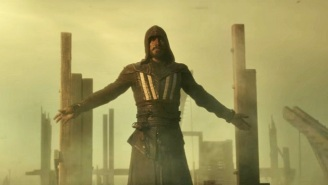 Michael Fassbender Takes An Incredible Leap Of Faith In Two 'Assassin's Creed' Clips