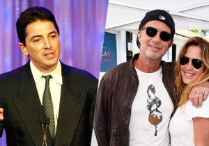 Scott Baio Claims He Was Attacked By A Red Hot Chili Pepper's Wife Over His Trump Support