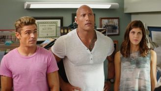 The 'Baywatch' Movie Has An Impossibly Attractive Trailer