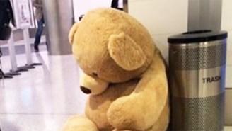 The TSA Rendered A Teddy Bear Homeless, Wrote A Tragic Backstory, And Felt The Internet's Fury