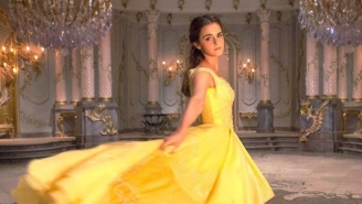 Hear The First Snippet Of Emma Watson Singing 'Something There' From 'Beauty And The Beast'