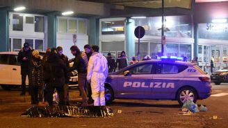 Police Have Killed The Suspected Berlin Christmas Market Attacker Near Milan, Italy
