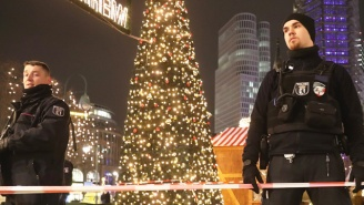 The Berlin Christmas Market Attacker May Still Be At Large