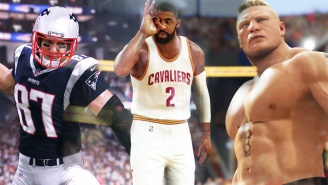 Ranking The Top Sports Video Games Of 2016