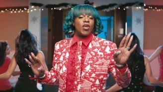 Big Freedia's Bounce Christmas Track 'Make It Jingle' Deserves A Spot On Your Holiday Playlist