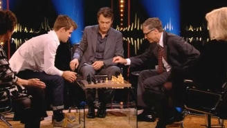 The Justin Bieber Of Chess Needed Less Than Two Minutes To Tear Apart Bill Gates