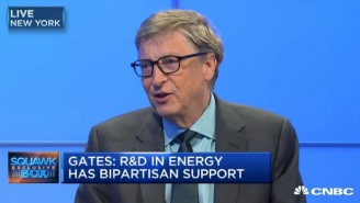 Bill Gates Believes Donald Trump Could Channel JFK By Leading America 'Through Innovation'