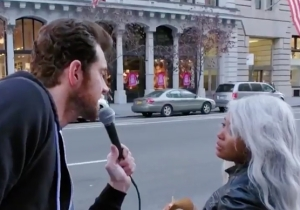 Billy Eichner Finally Meets His Match With This Woman Who Doesn't Care About 'La La Land'