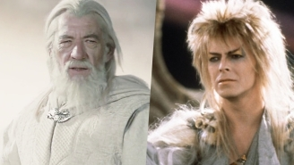 David Bowie's Busy Schedule Cost Him A Chance To Play Gandalf In 'Lord Of The Rings'