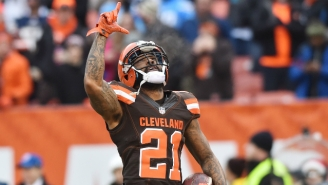 The Browns Got Their First Win Of The Season In The Most Ridiculous Way Possible