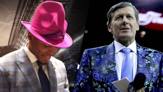 Cam Newton Paid Special Tribute To Craig Sager With His Wild 'Monday Night Football' Outfit