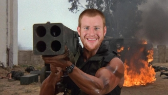 Carson Wentz Reportedly Bought Expensive Shotguns For His Offensive Linemen