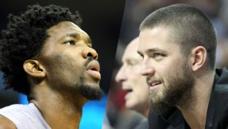 Chandler Parsons Finally Responded To Joel Embiid's 'Virgin' Accusations