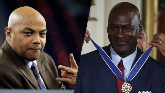 Kenny Smith Is Working Hard To Mend Fences Between Charles Barkley And Michael Jordan
