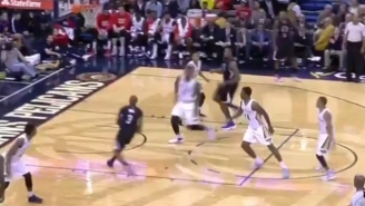 Chris Paul Absolutely Froze Solomon Hill With The Lethal Hesitation Move