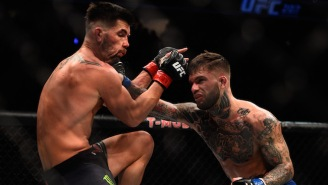 Cody Garbrandt Backs Up His Talk By Dominating Dominick Cruz At UFC 207