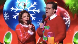 Stephen Colbert And Norah Jones Have Written The Worst Christmas Song Ever