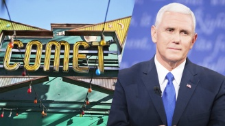 Mike Pence's DC Neighbors Ask Him To Dine With Them At Comet Ping Pong To Help End The Pizzagate Madness