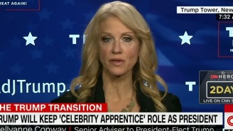 Kellyanne Conway Defends Trump's 'Celebrity Apprentice' Role: He'll Do It In His 'Spare Time'