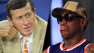 Dennis Rodman's Heartfelt Tribute Reminded Us Of The Time Craig Sager Saved His Life