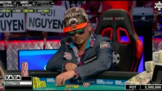 The Most Insane Poker Hands Of 2016 Will Make You Never Want To Gamble Again