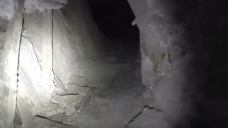 An Abandoned Mine Explorer Documented Sounds In An Old Gold Mine That Are Creepy As Hell