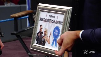 You Can Now Print Your Own 'Miz Participation Award' To Give To People Who Tried