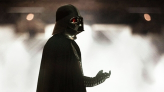 Darth Vader's Coolest 'Star Wars: Rogue One' Scene Creates A Problem For 'A New Hope'