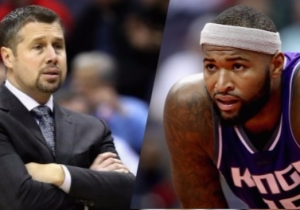 DeMarcus Cousins Is Feuding With A Sacramento Paper, But The Kings Coach Has Boogie's Back
