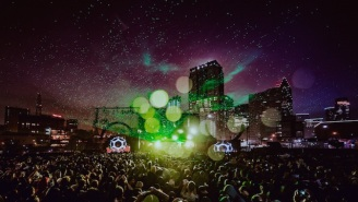 Escaping The World By Going Inside Day For Night Festival's Wild, Wonderful Wormhole