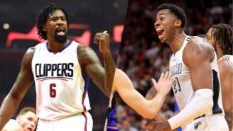 Hassan Whiteside Put DeAndre Jordan On Blast By Saying The Clippers Big 'Just Catches Lobs'