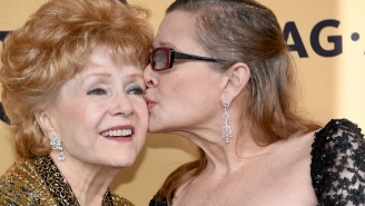 Debbie Reynolds Has Died At 84, Just One Day After The Death Of Her Daughter, Carrie Fisher