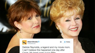 Hollywood Is Shocked And Heartbroken By The Death Of Debbie Reynolds
