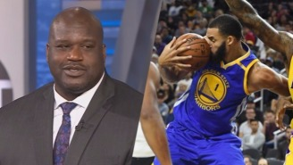 Shaq Made JaVale McGee A Very Generous Offer To Keep Him Off 'Shaqtin' A Fool'
