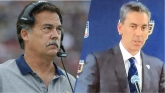 A St. Louis TV Station Ripped A Top Rams Executive After Jeff Fisher Was Fired