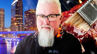 Dr BBQ Ray Lampe Shares His 'Can't Miss' Food Experiences In Tampa, Florida