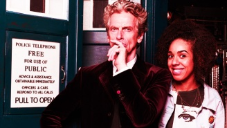 Peter Capaldi And Pearl Mackie On Why The New 'Doctor Who' Companion Should 'Challenge' The Time Lord