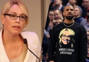 Doris Burke Seems To Be Taking Being Drake's 'Woman Crush Everyday' In Stride