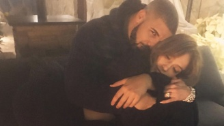 Jennifer Lopez And Drake Basically Confirm Their Relationship With Matching Instagram Posts